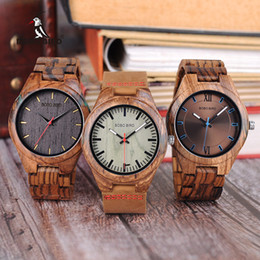 $enCountryForm.capitalKeyWord Australia - Bobo Bird Wood Watch Men Relogio Masculino Special Design Timepieces Quartz Watches In Wooden Gifts Box W-q05 Drop Shipping Y19062004