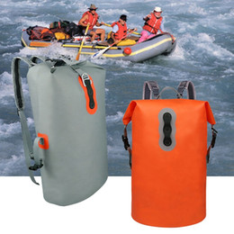 Lightweight Outdoor Sports Drift Backpack 16L Military Waterproof Floating  Dry Bag Drift Canoe Kayak Swimming Fishing Travel  123285 69c56f895ab7d