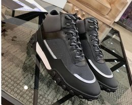 Wound Spring NZ - 2019 spring new men and women with the same small incense wind European station ins super fire nail sports high shoes mn889601