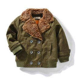 325a5f678 Baby Boys Fleece Long Coat Australia