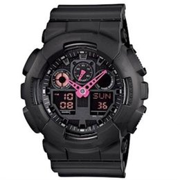 $enCountryForm.capitalKeyWord UK - Big Boy military watch multi-function LED waterproof digital vibration quartz sports watch outdoor sports watch street style free shipping