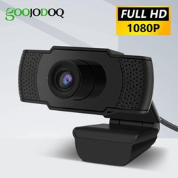 webcam Canada - Computer & Office 1080P Webcam HD Web Camera with Built-in HD Microphone 1920 x 1080 USB Web Cam Widescreen Video