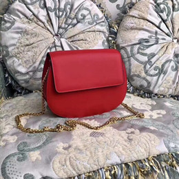 Clamshell Purse Australia - luxury Classic Clamshell packages designer handbags purse Crossbody bags small The pig Chain lock bag multi-function Fashionable joker