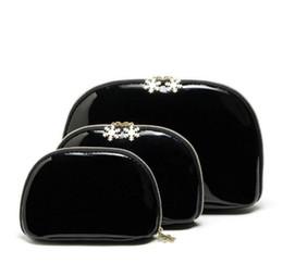 9ee75ee67f56 Hot Brand Women snowflake zipper elegant famous beauty cosmetic case luxury  makeup organizer bag designer toiletry clutch bag
