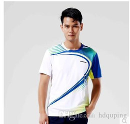 kawasaki clothes NZ - Wholesale-Kawasaki Professional Breathable Badminton T-Shirt Quick Dry Outdoor Sport Clothing Jersey For Men And Women ST-16135 16235
