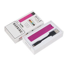 $enCountryForm.capitalKeyWord UK - Myle ND Pen Starter Kit Clone 240mah Portable Vape Simple Pack Myle battery Micro USB Charger