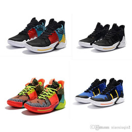 Discount lebron laces - Mens Lebron 3 basketball shoes for sale retro Russell Westbrook Oreo youth kids boys AJ 11 boots sneakers with original