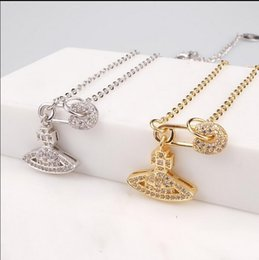 $enCountryForm.capitalKeyWord Australia - 2019 Pins Stars full of diamonds and low-key luxury Electroplated white gold Necklace necklace chain spot