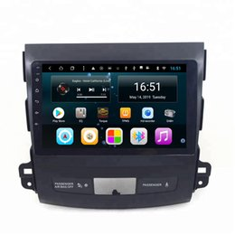 $enCountryForm.capitalKeyWord UK - Android 9inch 8-core for PEUGEOT 4007 citroen c-crosser Car GPS Wifi built-in wifi microphone excellent bluetooth music player Head Unit