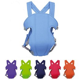 baby backpack front Australia - Baby Carrier Ergonomic Kids Sling Backpack Pouch Wrap Front Facing Multifunctional Infant Kangaroo Bag