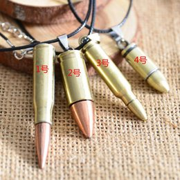 bullet chains Australia - New Fashion Men's Stainless Steel Bullet Hip Hop Statement Bib Pendant Chain Choker Necklace Cool Charm Jewelry Gift