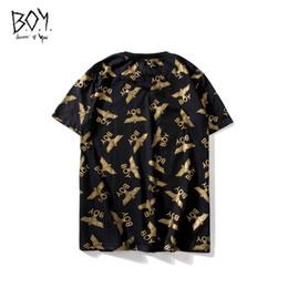 0f55d2612 Boyss logo T shirt designer mens casual brand trend letter men T shirts  fashion quality tee street hip hop mans tees printing ladies Tshirt