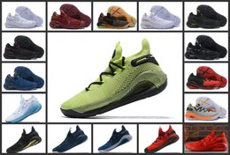 c2fe473142ae Fiery Mens curry 6 basketball shoes new Fox Black Green Red Rage Christmas  Blue Stephen Currys vi sports sneakers boots