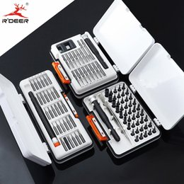 precision electronics screwdriver set Australia - 18pcs 31pcs 47pcs Precision Screwdriver Set CR-V Mini Screwdriver for Phones Computer Electronics Laptops