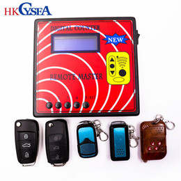 $enCountryForm.capitalKeyWord Australia - HKCYSEA New Digital Counter Remote Master Frequency Display Radio Frequency Tester With 5pcs Fixed Code Remote Keys(Model A)