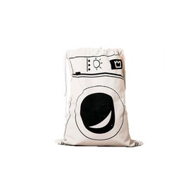 $enCountryForm.capitalKeyWord Australia - canvas drawstring laundry storage clothes bag organizer toy storage bag storage bag organizer