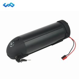 ElEctric bikE watEr bottlE online shopping - Electric Bike V Ah Water Bottle LG Cell Li ion Battery Pack for Bafang V W Motor