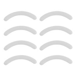 $enCountryForm.capitalKeyWord Australia - 8 Pcs Replacement Eyelash Curler Rubber Pad Cushion White