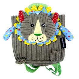 2-5y Cartoon animal baby Backpacks Children Backpacks Toddler School Bags  kids designer bag Girls Kids School Bags boys Satchel Bag A2856 dd087a725f3fa