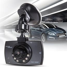 "Cycled Recording Cameras Australia - 2.5"" HD 1080P In Car DVR Vehicle Camera Dash Cam Cycle Recording Night Vision Multi-language"