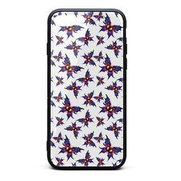 $enCountryForm.capitalKeyWord Australia - IPhone 8 Plus Case iPhone 7 Plus Case Black Veil Brides Butterfly Logo classic shock-absorption TPU Soft Rubber Silicone Cover Phone Case