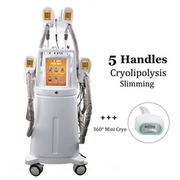 cryolipolysis laser lipo NZ - Cool Fat Frozen Cryolipolysis Machine Newest Cryotherapy Freeze Fat Reduction Lipo laser Cavitation Vacuum Slimming Machine for Spa Salon
