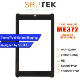 TableTs asus online shopping - 7 quot Digitzer For Asus Fonepad LTE ME372CG Touch ME372 CG K00E Tocuhscreen Sensor Panel Screen Tablet PC Replacement L FPC