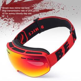 502f6e16dab Kids Ski Goggles Small Size for Children Double UV400 anti-fog mask glasses  skiing Girls Boys Snowboard goggles