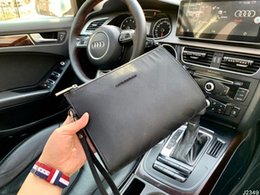 High End Clutch Bags Australia - 2019 Limited new free shipping high quality Clutch bag fashion trend Unisex High-end goods Dedicated lining