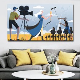 $enCountryForm.capitalKeyWord Australia - Real Life Game Of Thrones Filming Locations Cartoon Poster Painting On Canvas Bedroom Wall Art Decoration Pictures Children Home Decor