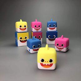 $enCountryForm.capitalKeyWord Australia - New Version Baby Shark Music Box Pinkfong Kids Toys Cartoon Music Shark Animal Toy kids Christmas Gift Luminous water toys 2019
