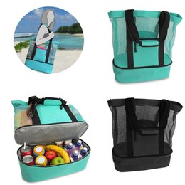 ice lunch bag Australia - 1Nice Xiniu Multi-function Picnic Beach Camping Insulation Bag Ice Bag Lunch Bags Keeps Food Cold (or Warm) For Long Time 20