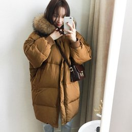 dark green parka jacket Australia - Down Cotton Coat Female Loose Hooded Long Sleeve Winter Jacket Women Parka Warm Thicken Oversize Women Winter Coat Padded Q1946 T191210