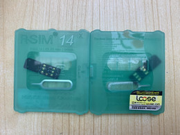 $enCountryForm.capitalKeyWord UK - 2019 R-sim 14 RSIM14 R SIM 14 unlock iphone xs max xr IOS12.X iccid perfect unlocking sim sprint AU softbank japan docomo T-mobile LTE 4G