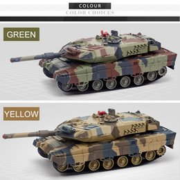wood cars for kid Australia - 516-10 1 24 RC Tank Crawler IR Remote Control Toys Simulation Infrared RC Battle Tank Toy RC Car gifts for kids toys for boys