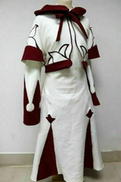 fantasy male costumes Canada - White Mage from Final Fantasy XIV cosplay costume custom made cosplay ccostume