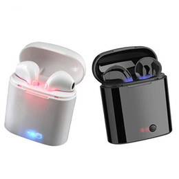 $enCountryForm.capitalKeyWord NZ - Cheap Mini I7s TWS Twins True Wireless Earbuds Sports Bluetooth V5.0 Earphone Headset with Mic Headphone for iPhone Android