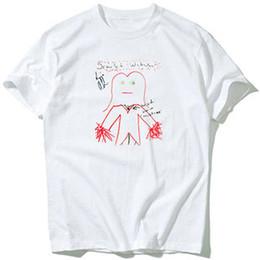 Anti Hero Shirt Australia - Wanda t shirt Scarlet Witch super hero short sleeve tees Mutants child scrawl singlet Colorfast clothing Elastic modal tshirt