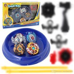 $enCountryForm.capitalKeyWord NZ - Beyblade Gyro disk toys Bayblade Burst Gyro disk box-packed Fight against Metal Toys Arena Gyroscope Latest Style XD168-6A