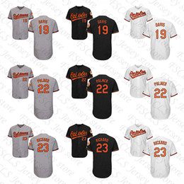 b2ab85525 Mens Baltimore Orioles Cool Base   Flex base Chris Davis Jim Palmer Joey  Rickard Baseball Jerseys