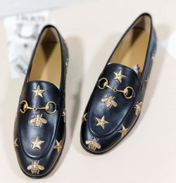 $enCountryForm.capitalKeyWord Australia - 2019 Women Designer Shoes Luxury European Fashion Slides Genuine Leather Casual Mule Shoe Top Quality