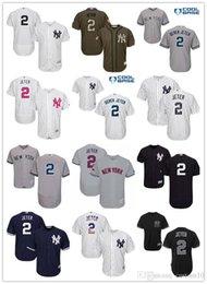 $enCountryForm.capitalKeyWord NZ - Men's Women's Youth New York 2 Derek Jeter Custom Baseball Jerseys Yankees
