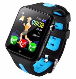 Lost Tracks Australia - 2018 NEW Tracking GPS Watch for Kids Call for Children's Smart watch with Camera SOS Location Device Tracker baby Safe Anti-lost