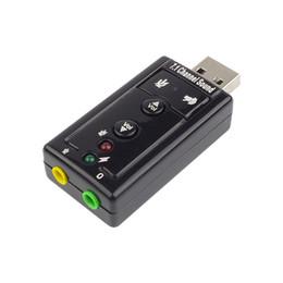 $enCountryForm.capitalKeyWord Australia - Hot USB 2.0 3D External 7.1 Channel Virtual 12MBPS Audio Sound Card Adapter