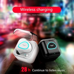 TZ9 casque sans fil bluetooth charge bin mini casque furtif TWS écouteur stéréo pour iPhone IOS Andrion avec lot mixte et au détail en Solde