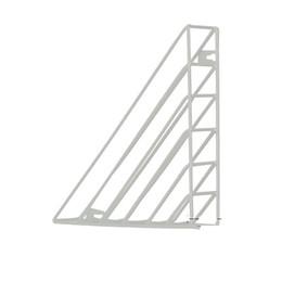 $enCountryForm.capitalKeyWord NZ - Triangle Wall Mounted Nursery Deco Kids Book Shelves - Magazine Racks Metal for living room and bath room