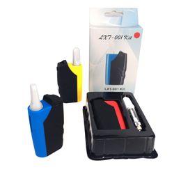 $enCountryForm.capitalKeyWord Australia - Thick Oil Cartridges Vaporizer pen LXT-001 Kit 650mAh Box Mod Magnetic Battery 510 Thread th210 Tank Wax Atomizer Ecig Starter Kits
