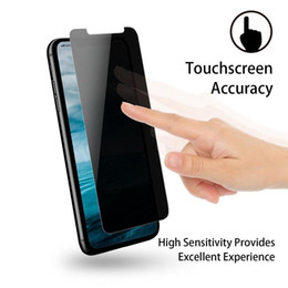 Wholesale protector z1 for sale - Group buy For Sony Z1 Z2 Z3 Z4 Z5 Z5P M4 Z5MINI H Hardness Privacy Anti Scratch Anti Spy Screen Protector Tempered Glass With Retail Package