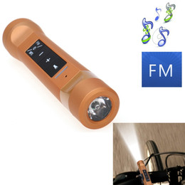 $enCountryForm.capitalKeyWord NZ - Riding Cycling Multi-Function Music Torch Wireless Speaker Bluetooth Speaker Music MP3+Charger Power Bank+Flashlight+FM Radio