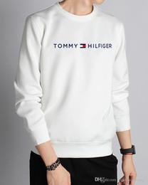 Designer de marca de novos homens de comércio exterior hoodies maré impressão plus suéter de cashmere dos homens mulheres em torno do pescoço amantes soltos Bordados Sweatsh venda por atacado